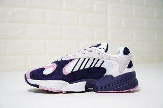 ec87610d1 adidas Originals YUNG-1 YEEZY 700 Pink Violet B37617 Mens Womens Running  Shoes