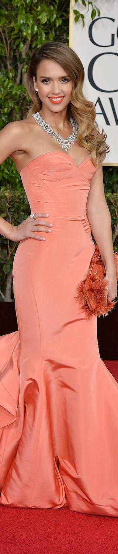 LOOKandLOVEwithLOLO: Top 12 Oscar de la Renta Red Carpet Looks | Jessica Alba | cynthia reccord