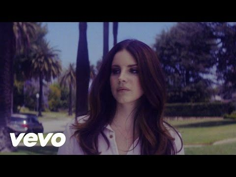 Lana Del Rey - Shades Of Cool - YouTube