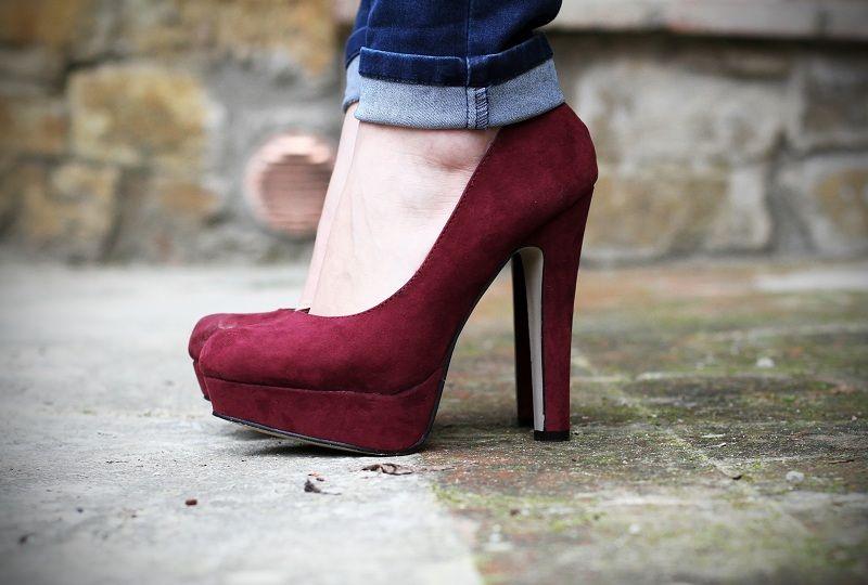 Fashion Feet shoes Scarpe Piedi For The Con Tacco Donna rrwgnSvq