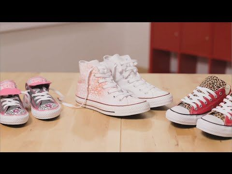 One-of-a-Kind Converse Gift Ideas -Famous Footwear