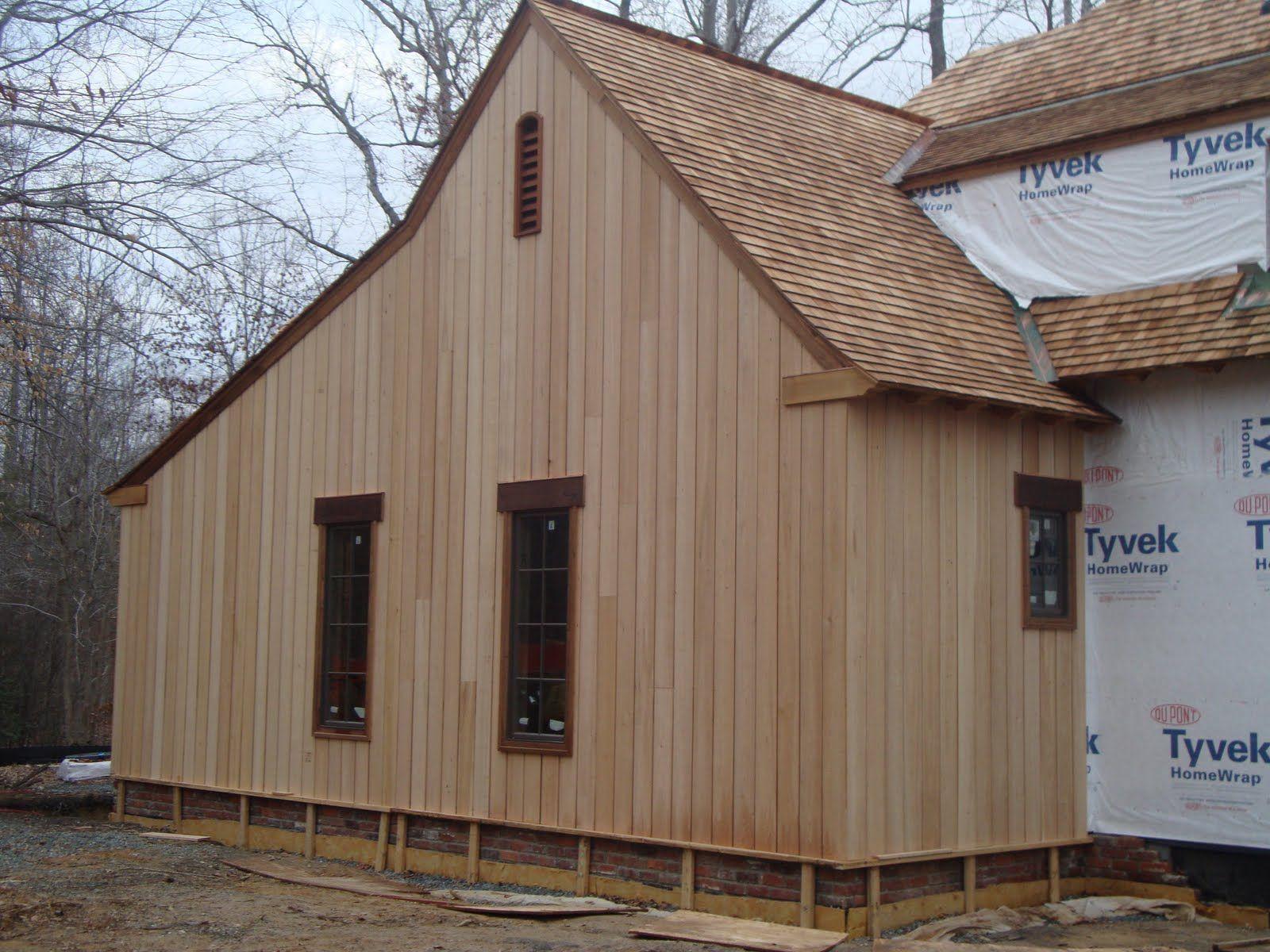 Atlantic White Cedar Siding Et Moore Home Updated