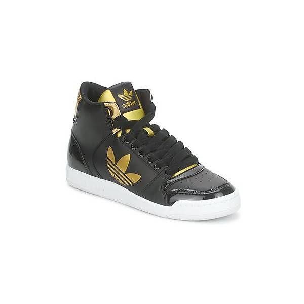 Adidas MIDIRU COURT 2.0 TREFOIL women High-top Trainers - Shoes .
