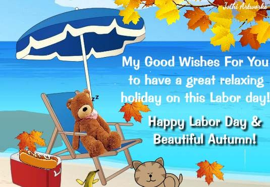 Happy labor day greetings just relax on labor day greeting happy labor day greetings just relax on labor day greeting cards 123 greetings happy labor day pinterest happy labor day day and labour day m4hsunfo