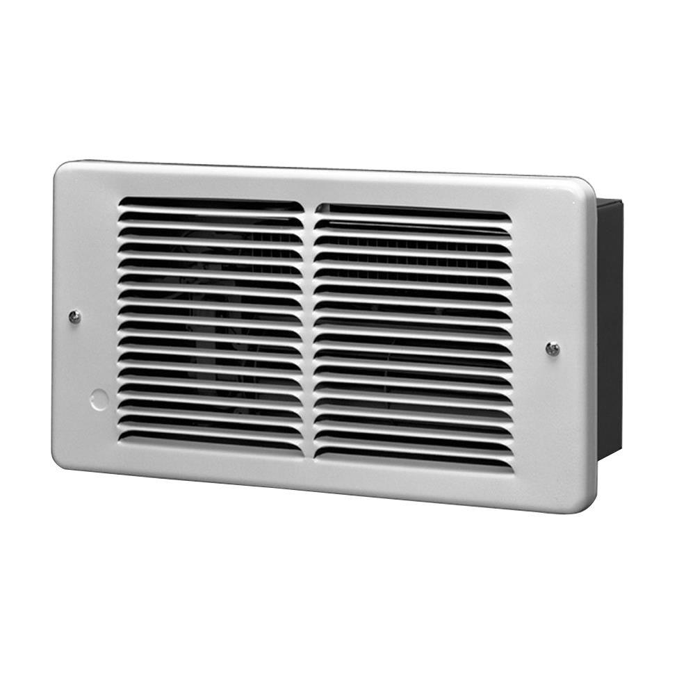 King Electric 240 Volt 2250 Watt Pic A Watt Electric Wall Heater In White Heating Systems King Pic