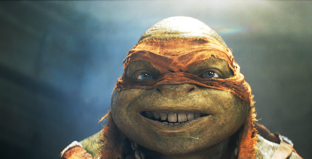 Mikey Tmnt 2014