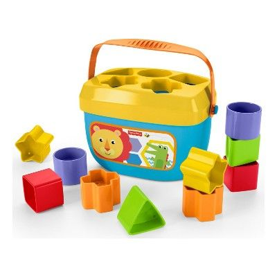 Fisher Price Baby S First Blocks Fisher Price Baby Toys Toddler Toys