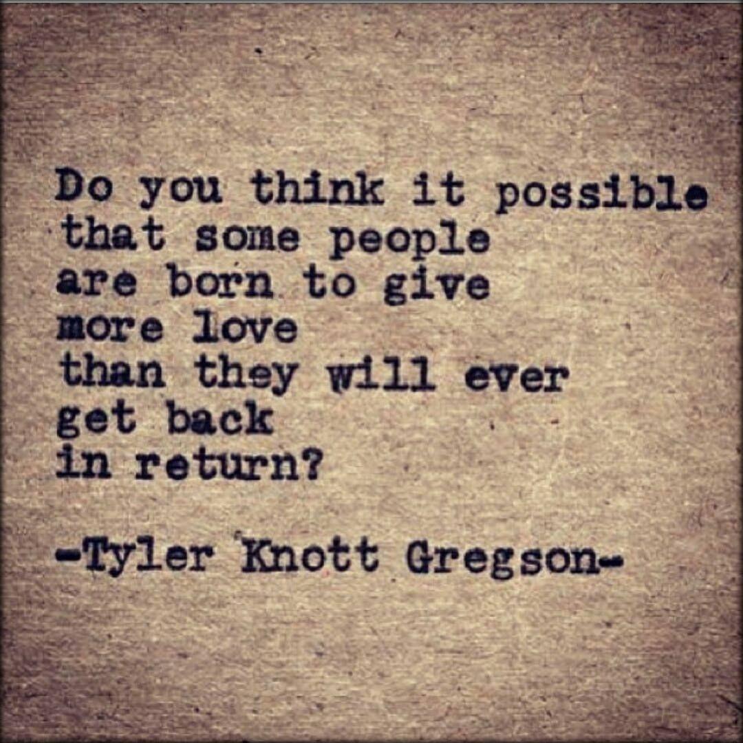 I do think