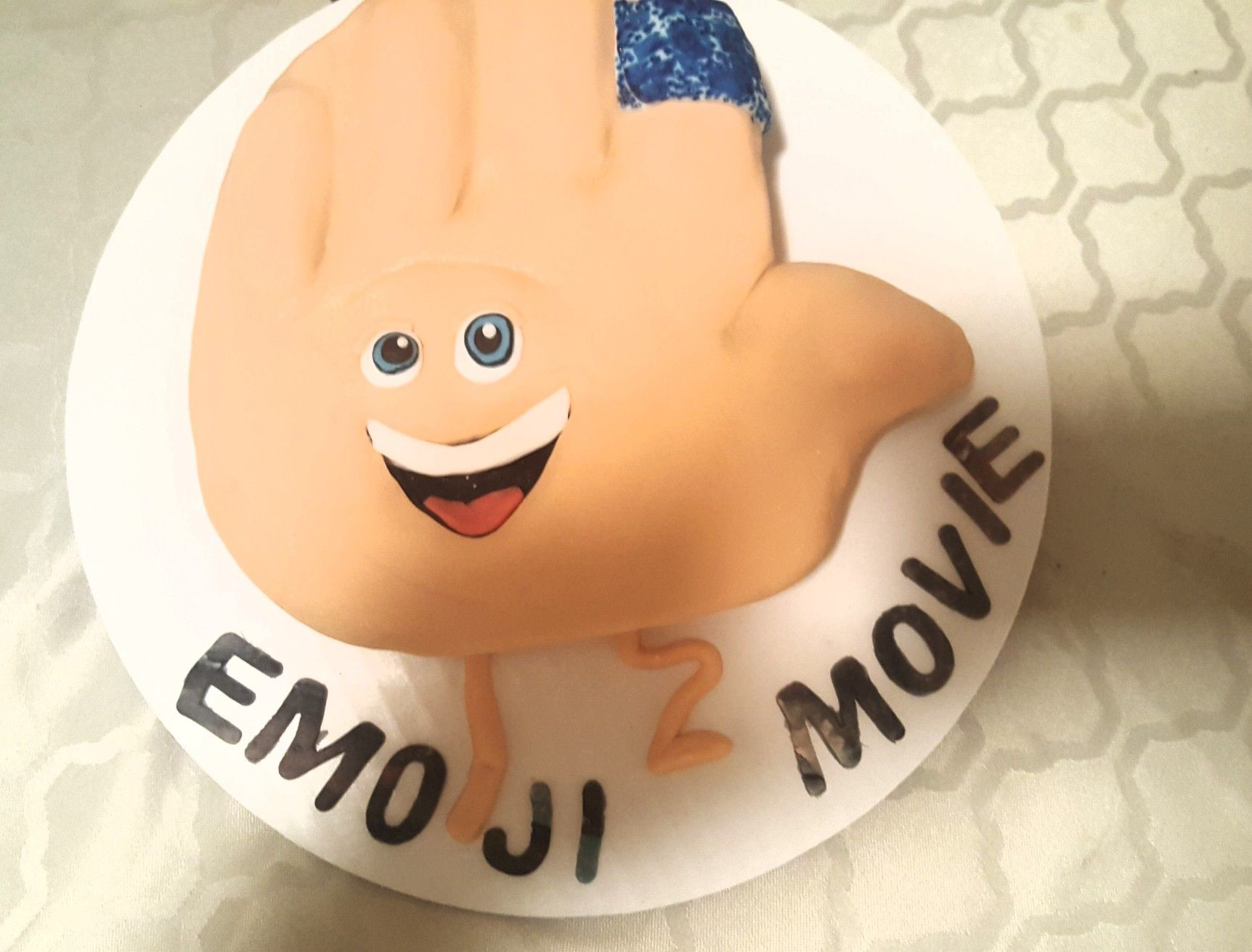 Emoji Movie Cake Cakes Birthday Anniversary