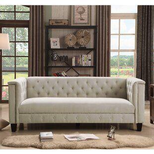 Mellor Leather 87 Round Arms Sofa | Joss & Main #sofaauspalletten