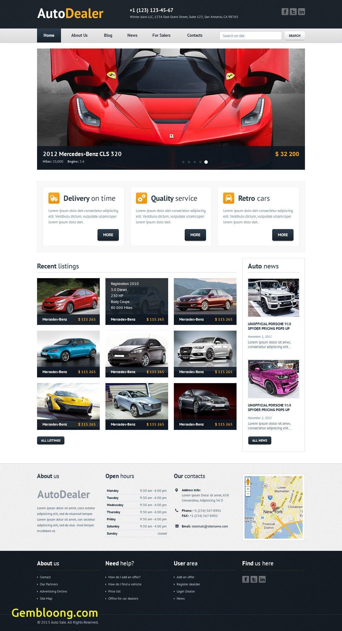 auto occasion sites