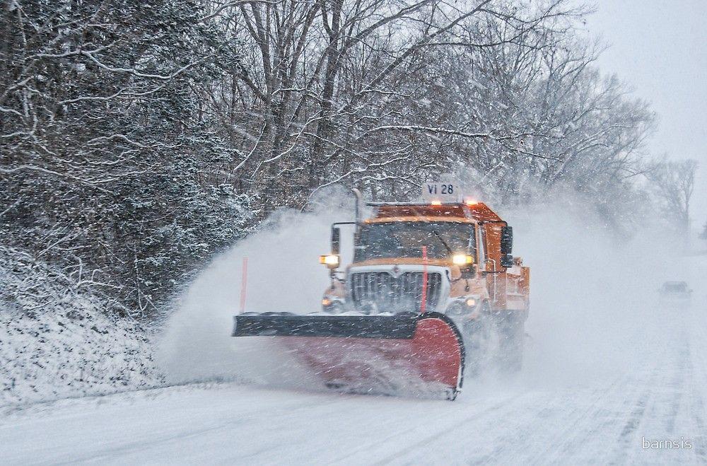 Limpador De Neve Fotografia Barnsis Snow Snow Plow Winter Wonderland