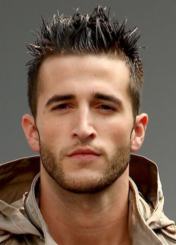 Short Spiky Haircuts 2017 Spiky Haircuts For Men Pinterest