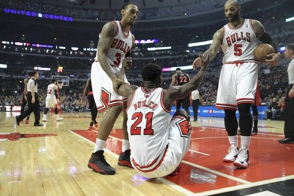 Bulls Knicks Chicago Bulls Snap New York Knicks 13 Game