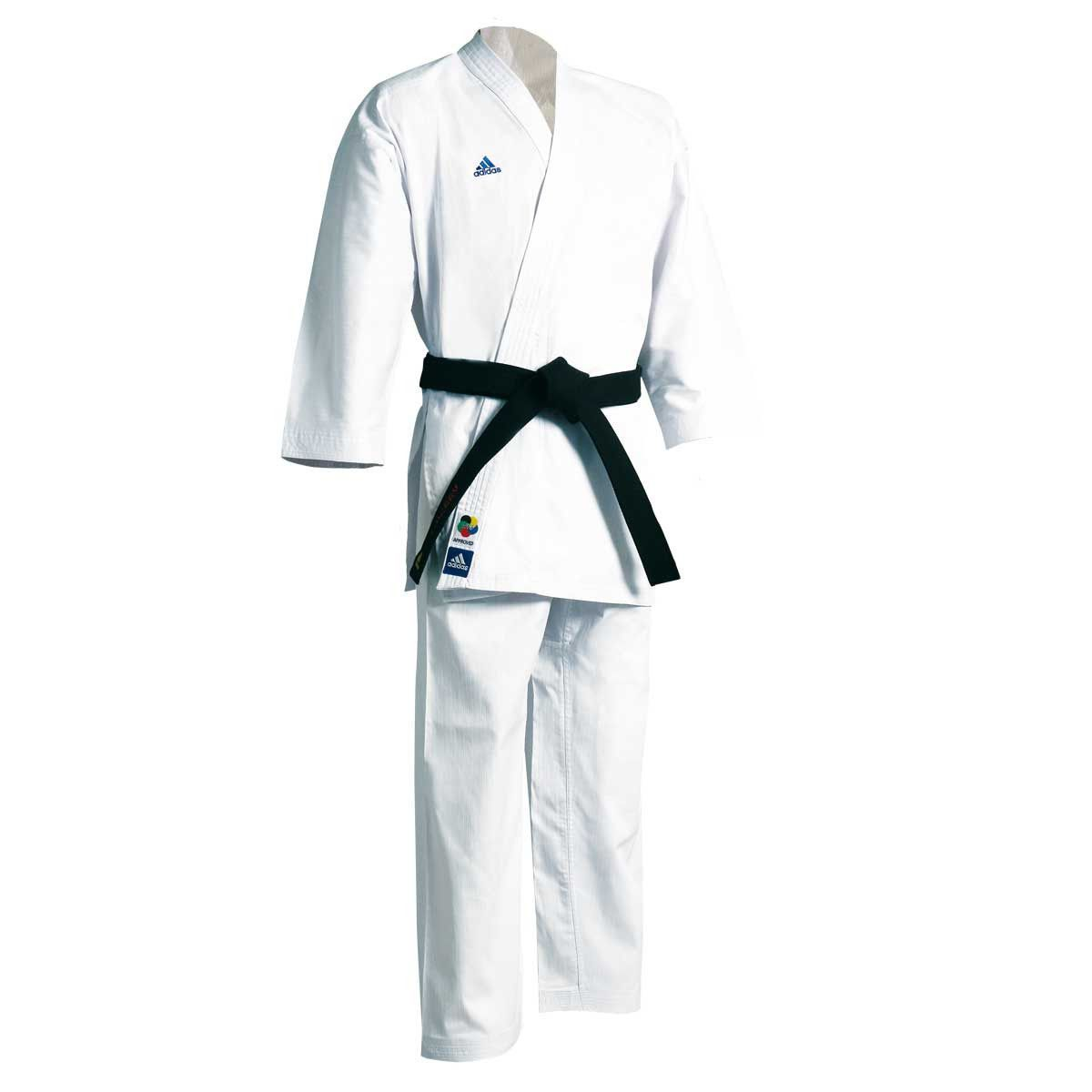 dbf13e3d678 K220SK Adidas Karate Grand Master Gi d U220SK. K220SK Adidas Karate Grand  Master Gi d U220SK Adidas Karate Gi 65% Polyester 35% Cotton blend  herringbone ...