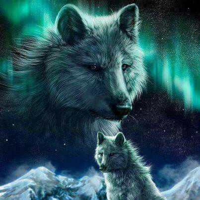 Pin by Rosa on spirit wolf's lovos. | Wolf love, Wolf ...
