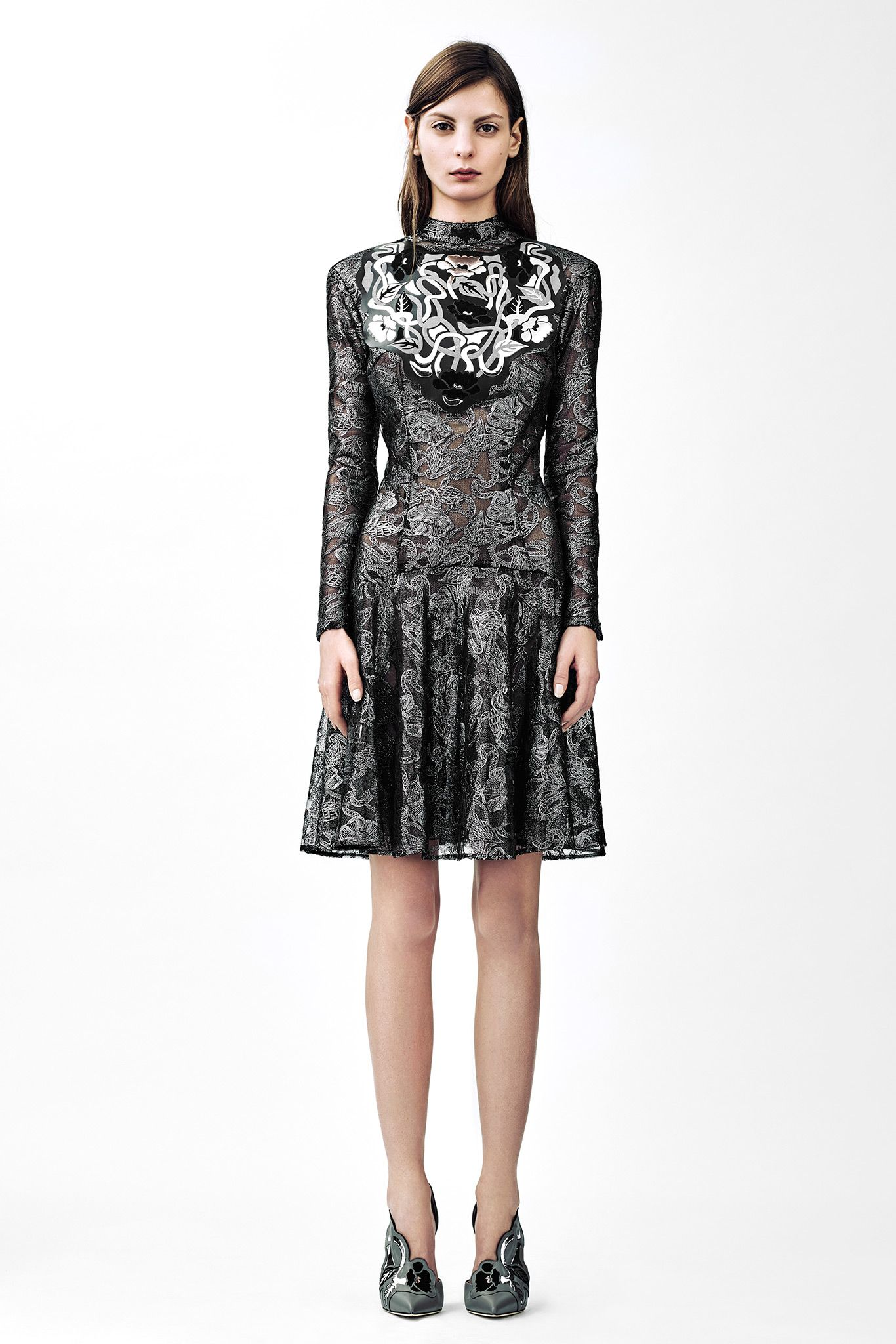 Christopher Kane - Pre-Fall 2015 - Look 33 of 35