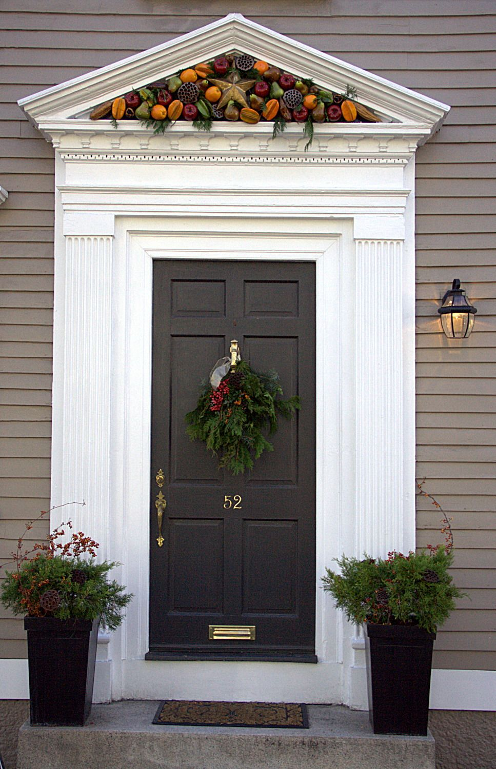 Colonial Simple I Like It In 2019 Exterior Door Trim