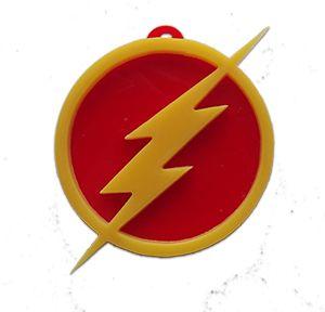Dupla camada o flash de laser corte pingente