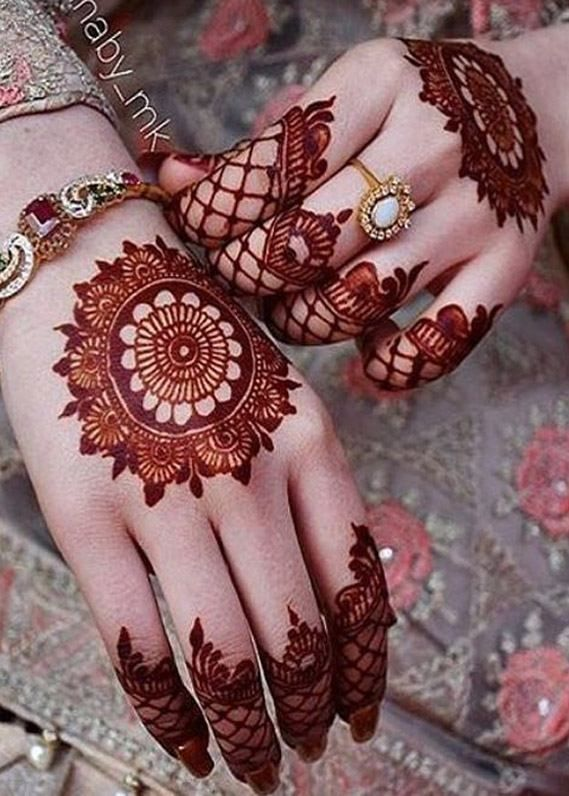 New Style Of Henna Mehndi For Bridals In 2019 Today Here We Share The Cutest Style Of Henna Mehndi Designs For Hands New Mehndi Designs Latest Mehndi Designs