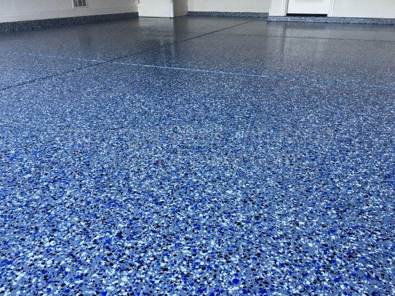Metallic Epoxy Garage Floor Coatings Chip And Metallic