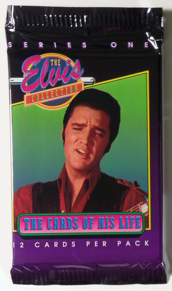 The Elvis Collection The Cards Of His Life Series One Trading