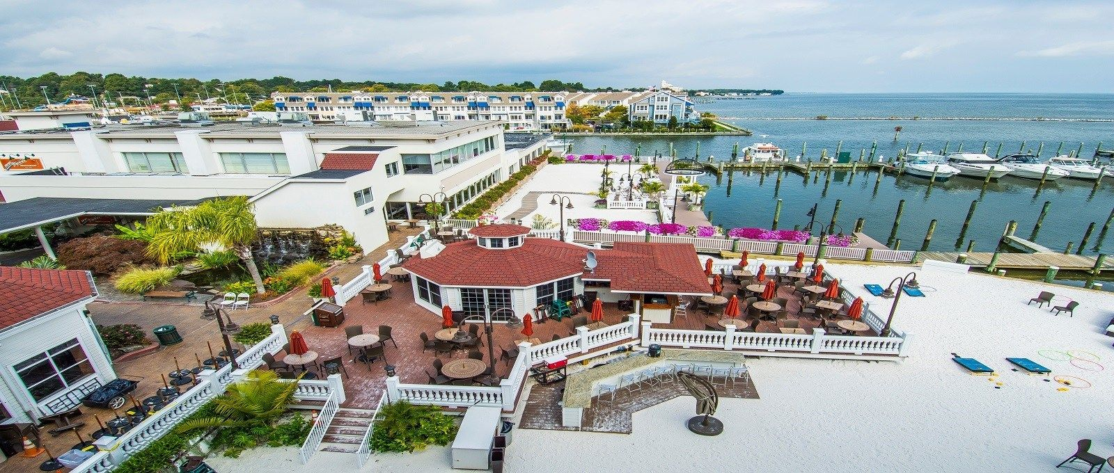 Chesapeake Bay Hotels Beach Resort Spa