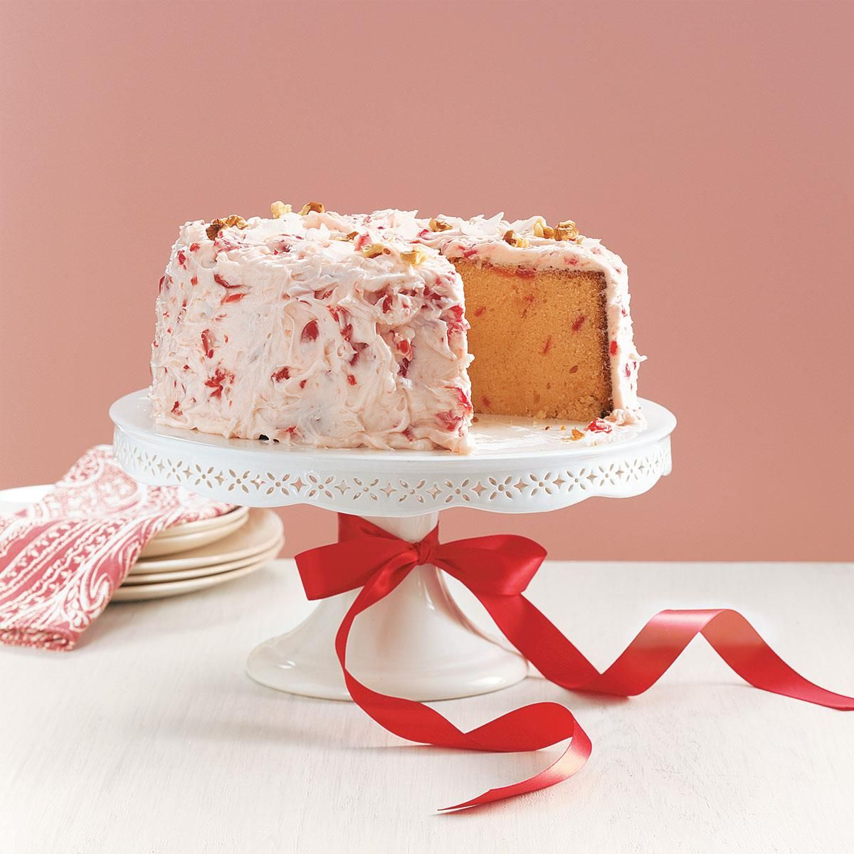Cherry pound cake recipe pound cake recipes cake