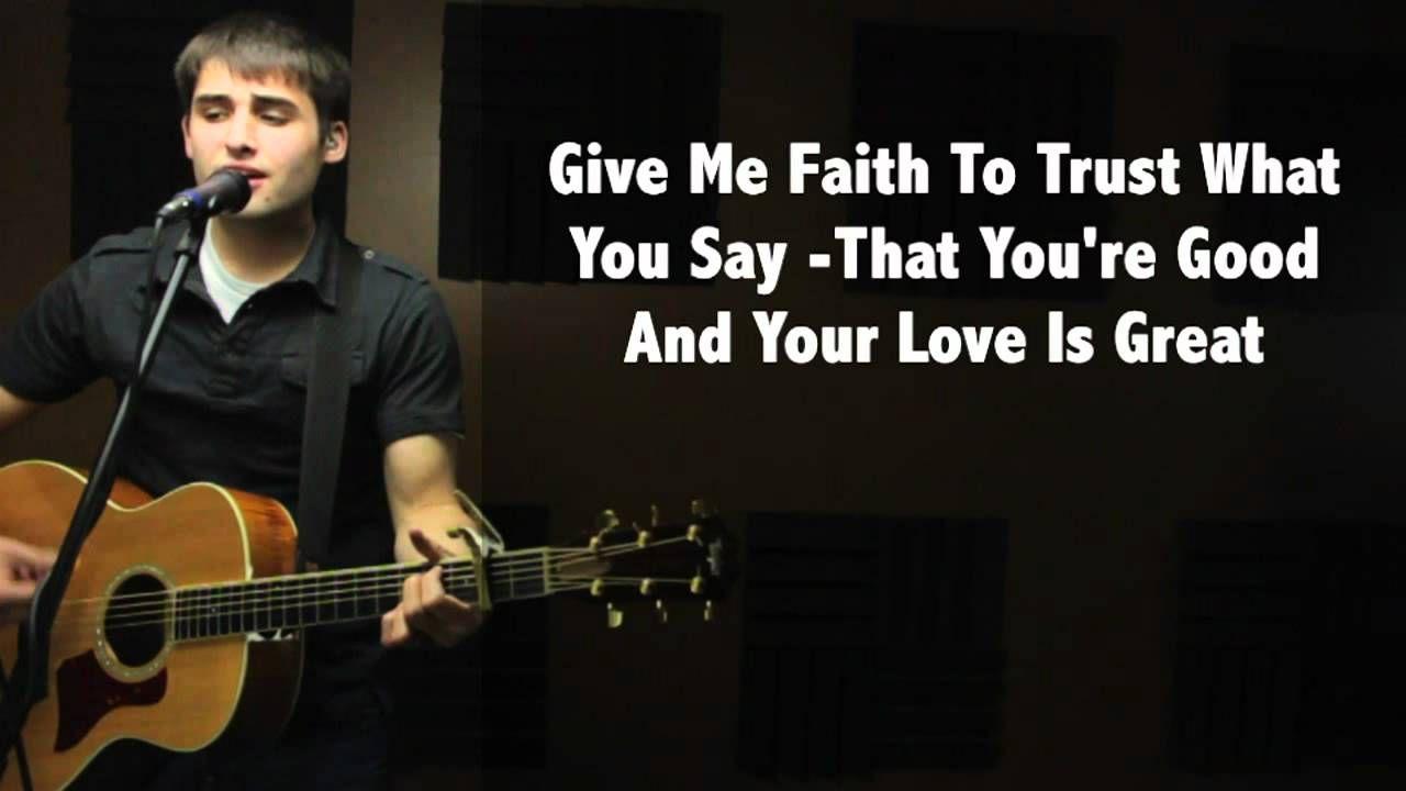 Give me faith elevation worship with lyrics playlist
