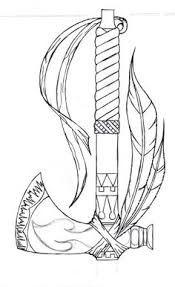 Images 175 287 Indianisches Tattoo Indianische Tattoos Indianische Symbole