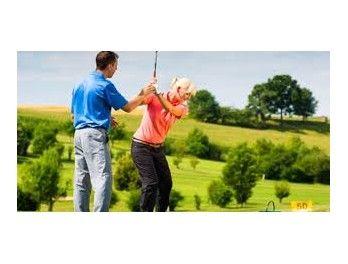initiation au golf par un progolf