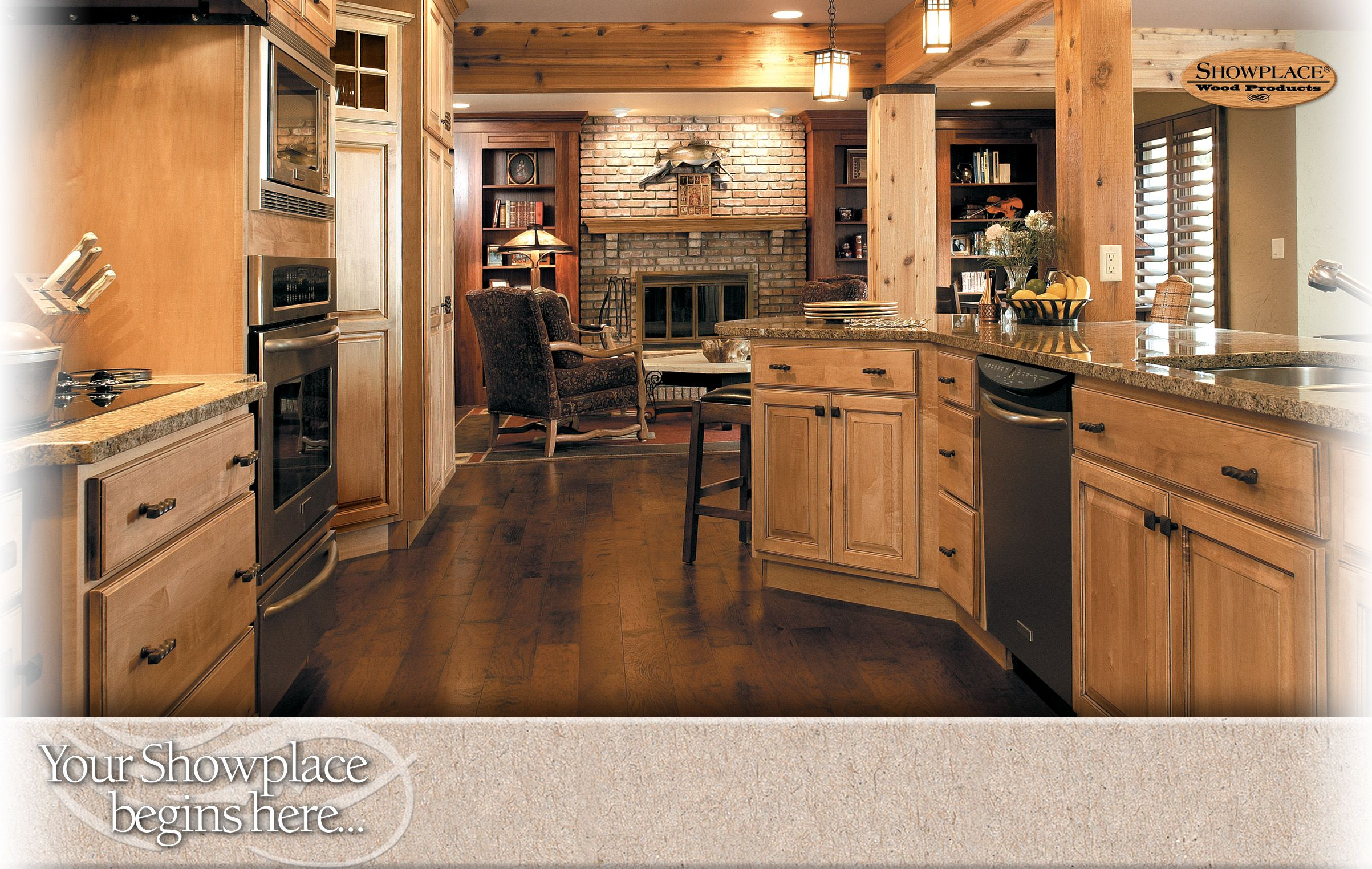 Maple With Beams Light Kitchen Cabinets Kitchen Cabinets Kitchen