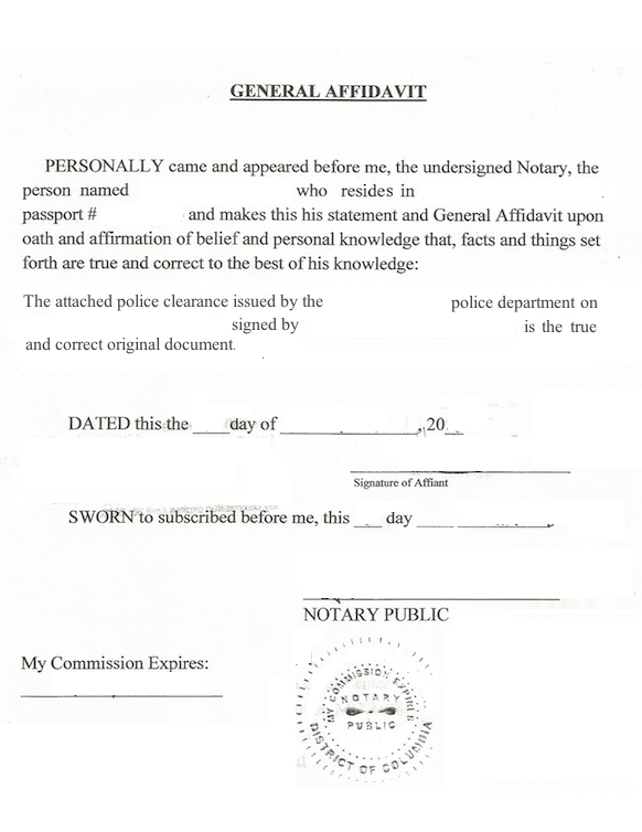Notarized Letter Sample With Lucy Jordan Template  Home Design