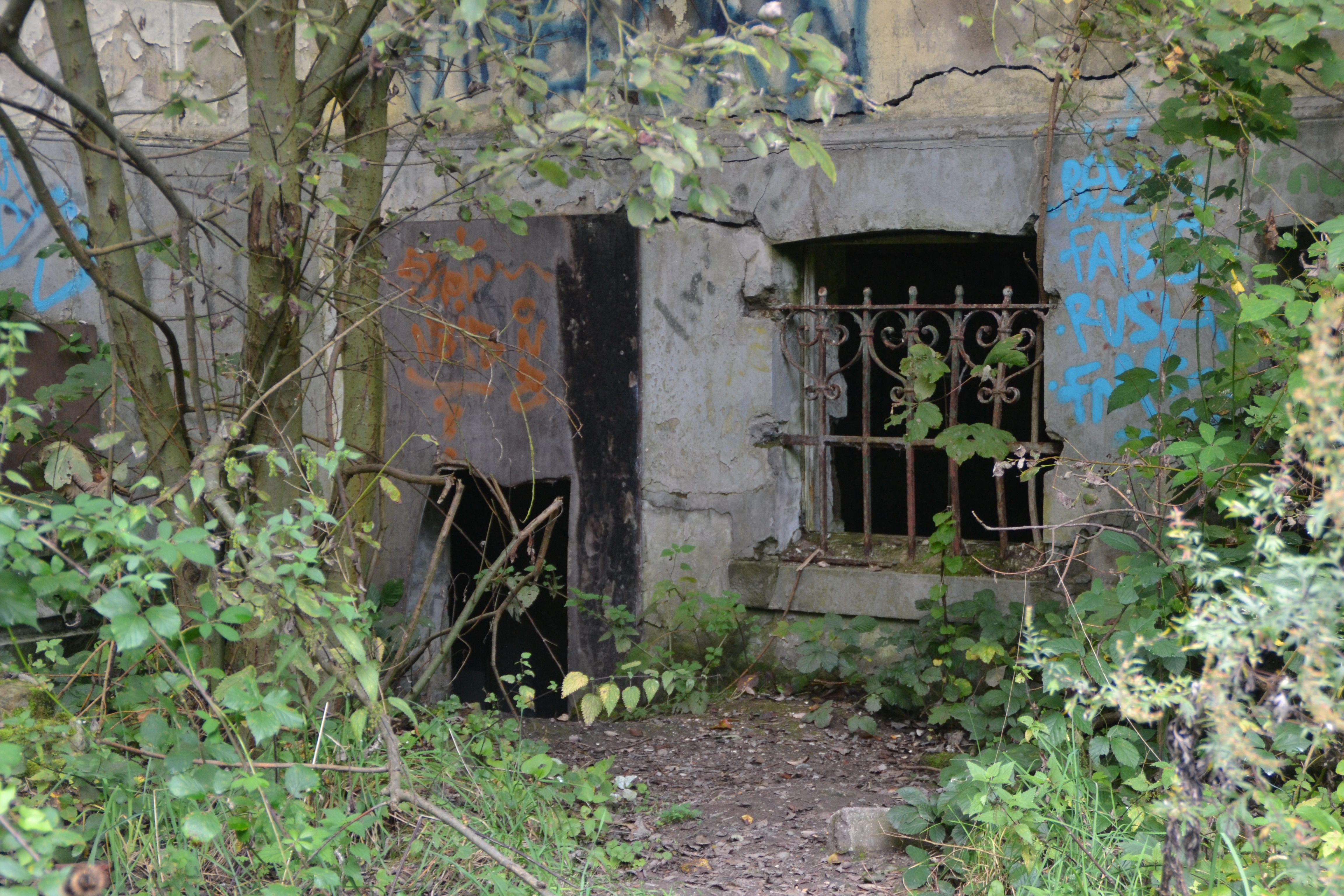 #LostPlaces   Schloss Wolfskuhlen   21.09.2014   #