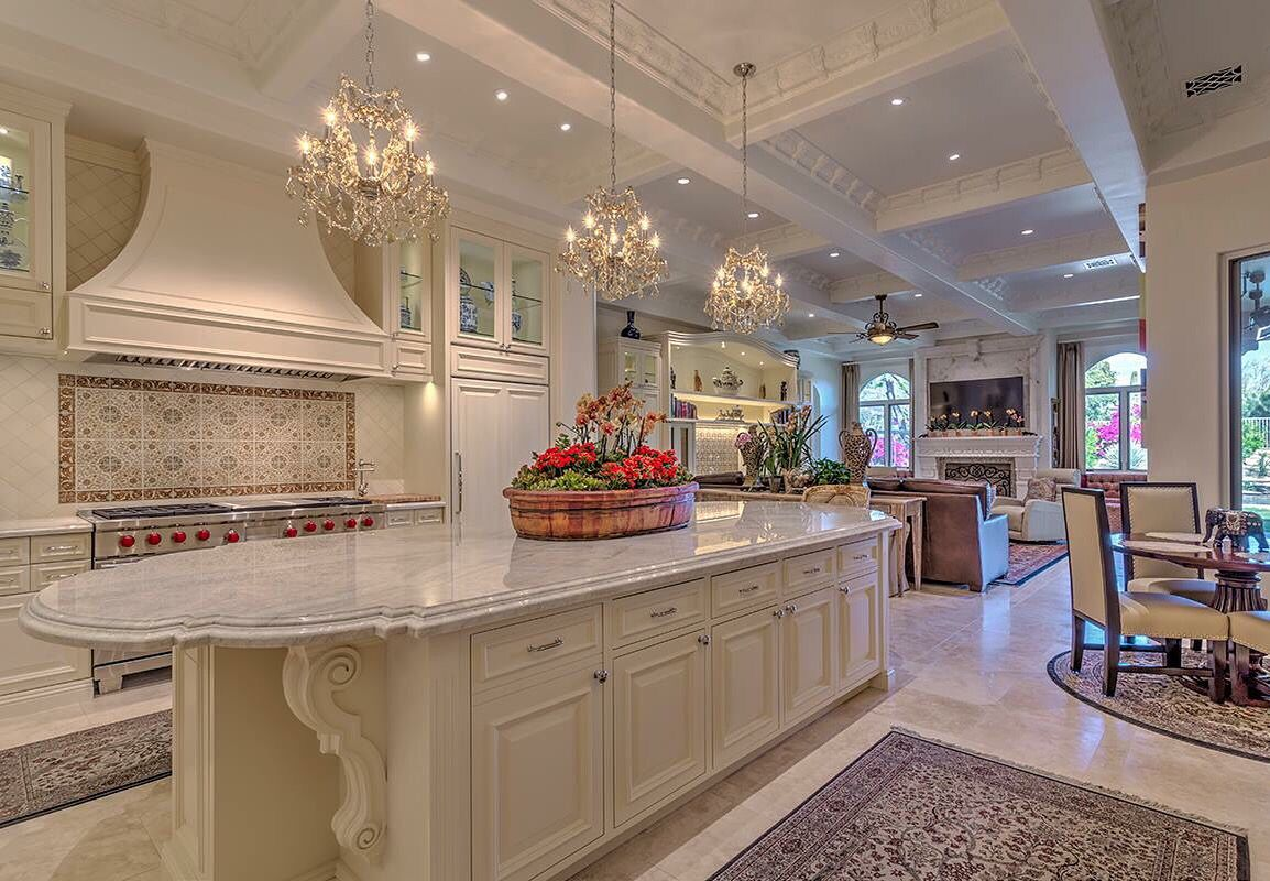 Complete Kitchen makeover by Candelaria Design and Earth ...
