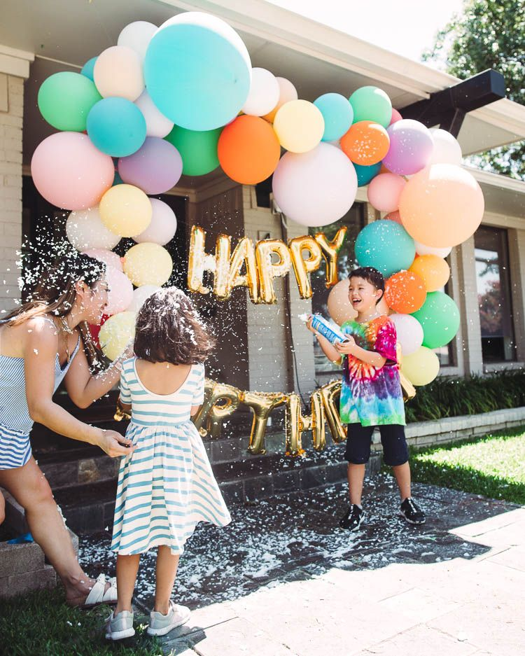 Birthday Party Ideas for Kids Dallas lifestyle Cute