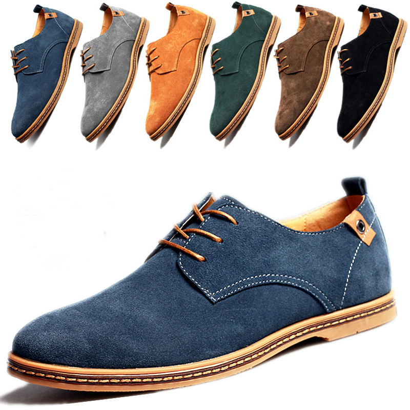YLY Mens Fashion Oxford Casual Comfortable Pure Color Classic Lace Up Light Formal Shoes Dress Shoes