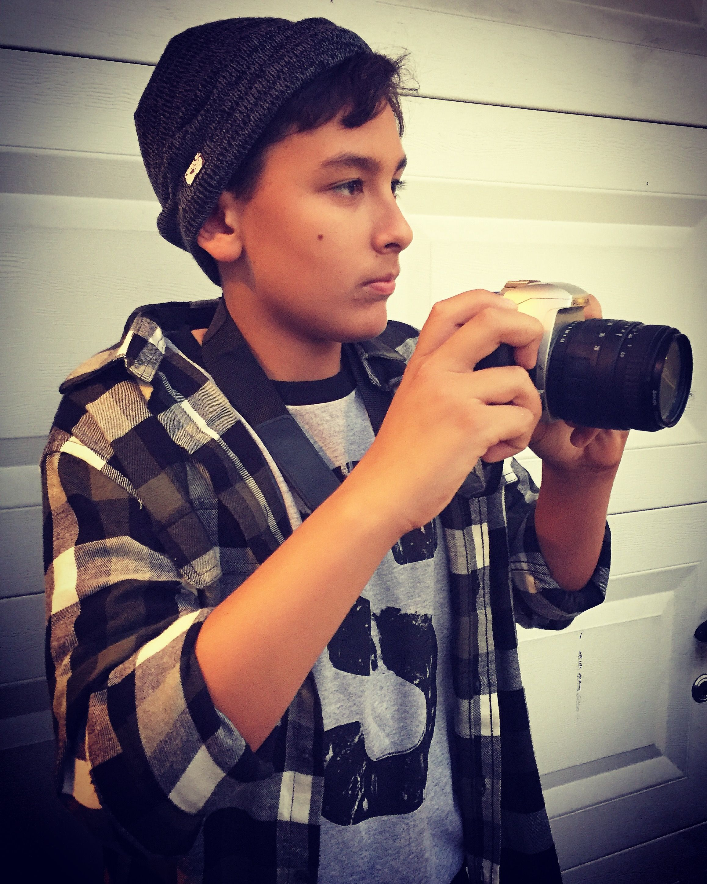 4c94c1b65fb Jughead Jones Cosplay  Costume. Riverdale TV Series. A must  the crown  beanie   S shirt (Hot Topic)  Flannel shirt (Old Navy)  Camera. Came out  awesome!