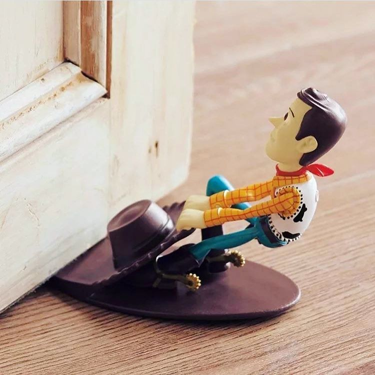Toy Story Woody Door Stop   Awesome Stuff ♥   Pinterest   disney ...
