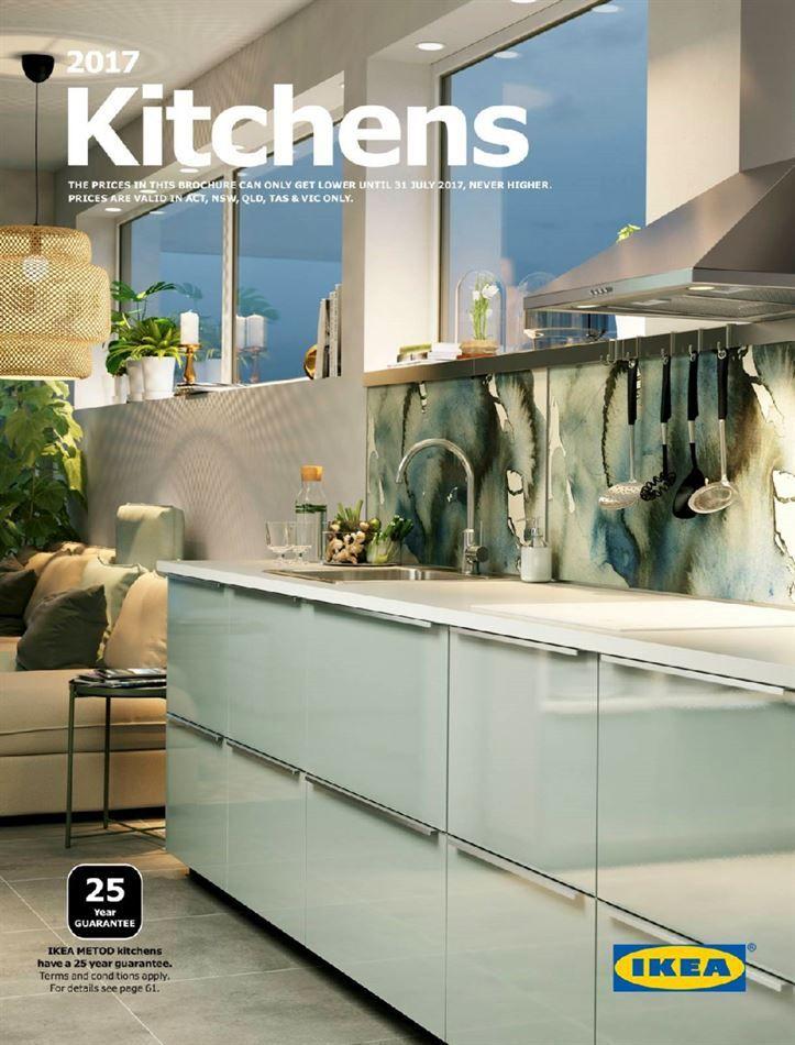 IKEA Catalogue Kitchen 2017 | Cuisine ikea, Ikea catalog