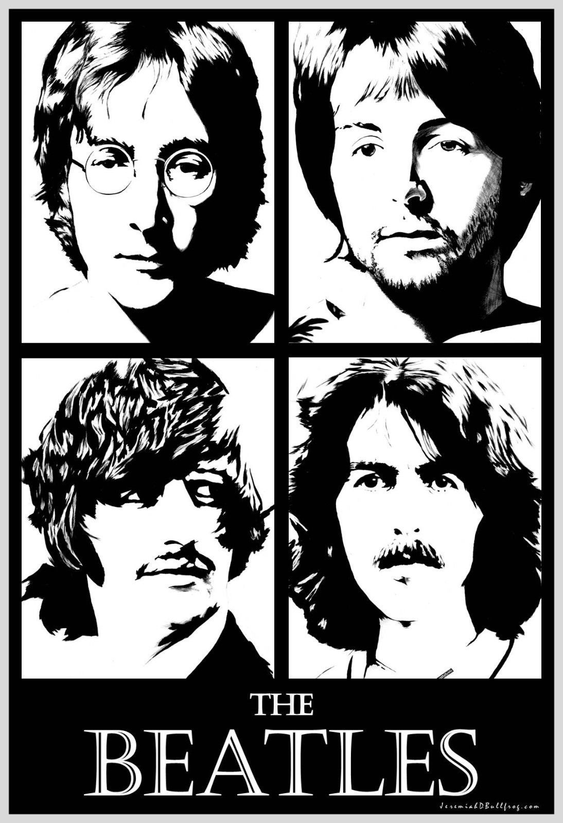 The beatles 13x19 wall art poster print help let it be abbey road love ebay