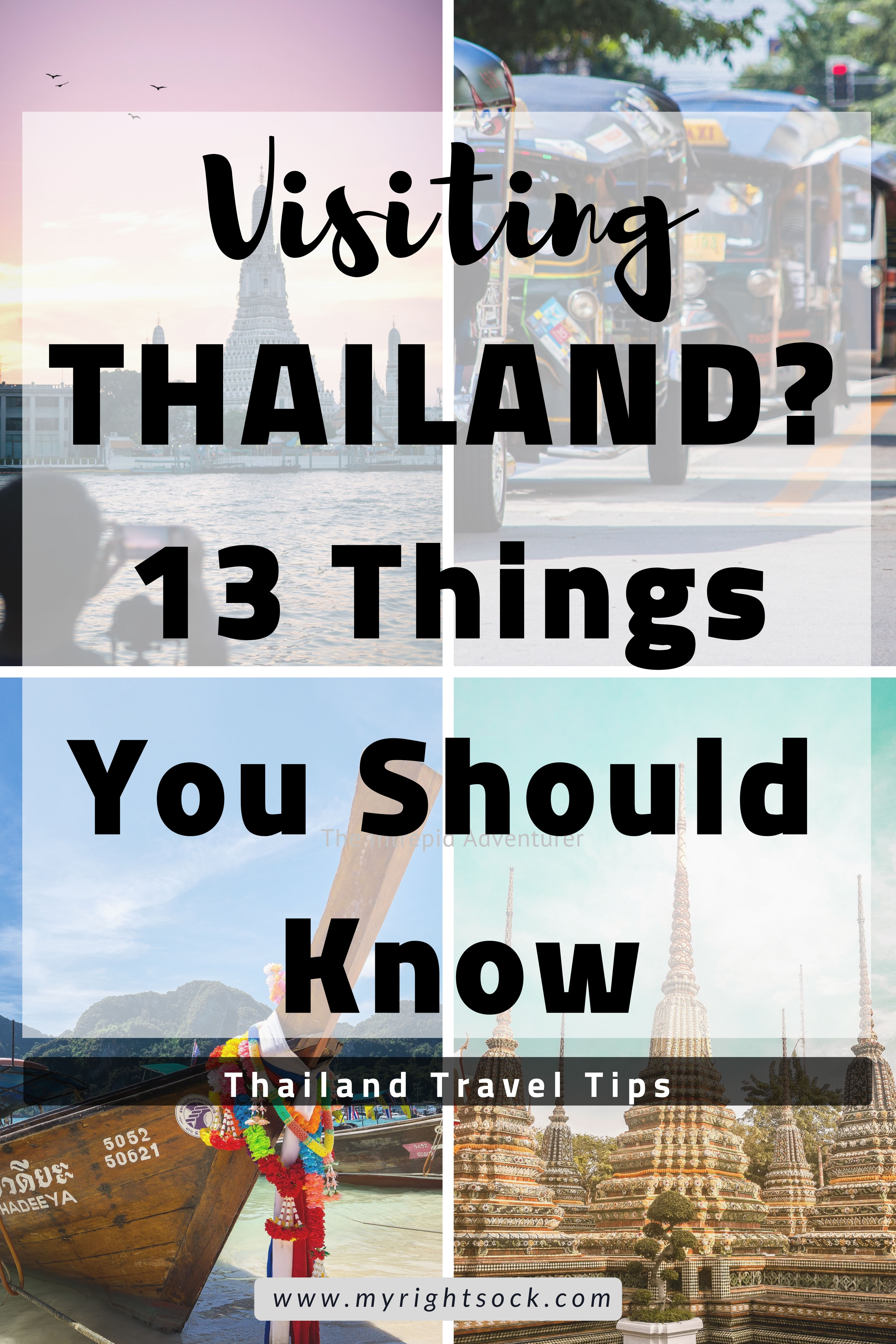 13 Things to Know about Thailand Before You Visit -   19 travel destinations Thailand country ideas