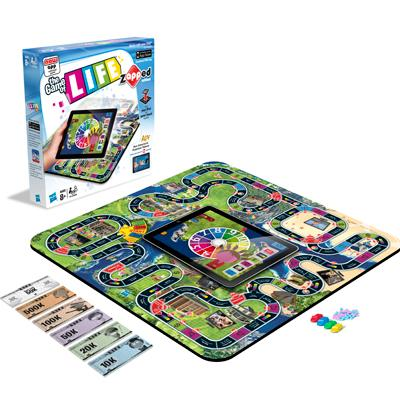 Hasbro Game of Life Zapped Edition! Zap game, Family