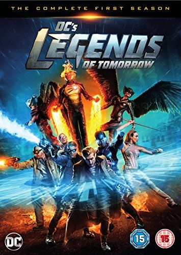 Pin By Julie Cottrell On Cheap Allsorts Dc Legends Of Tomorrow Seasons Legend