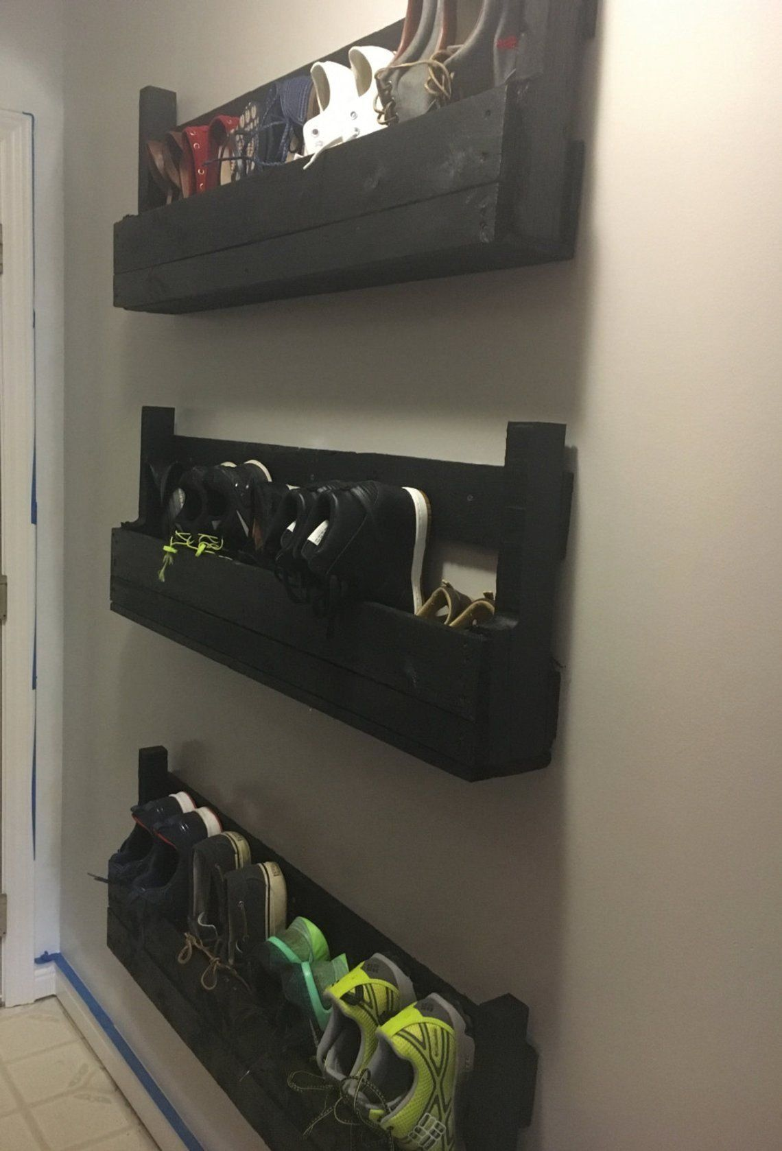 - Pin On Shoe Storage Ideas For Small Spaces