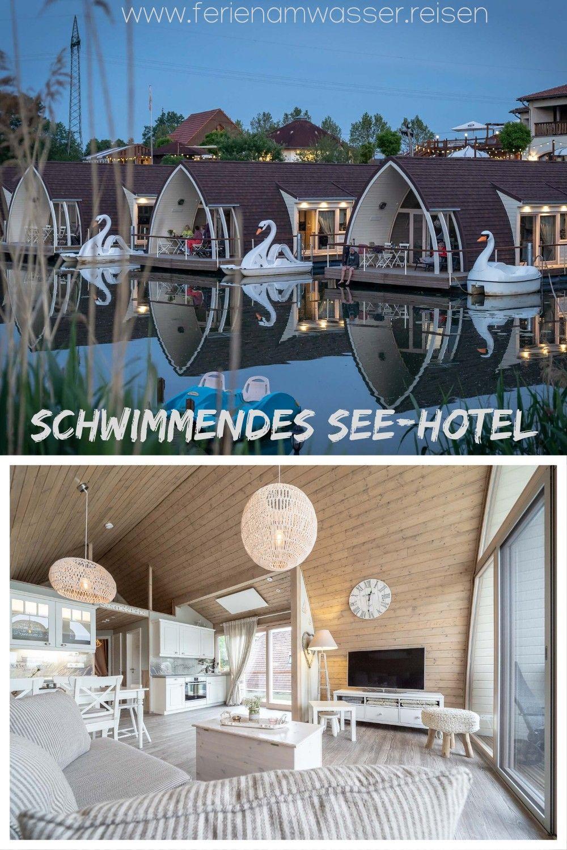 Schwimmendes Seehotel