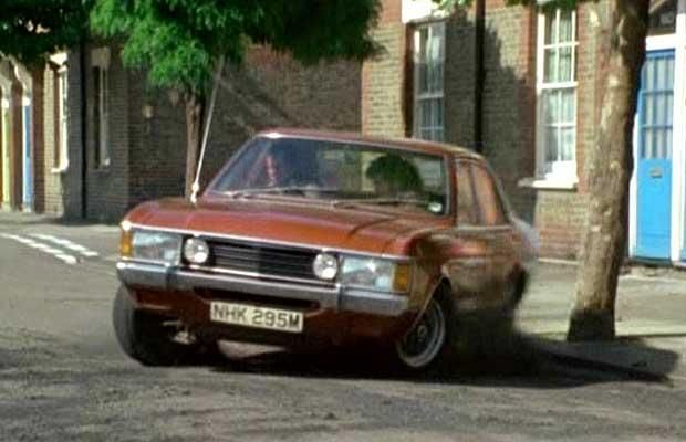 The Best Cars On Tv Tv Cars British Police Cars The Sweeney