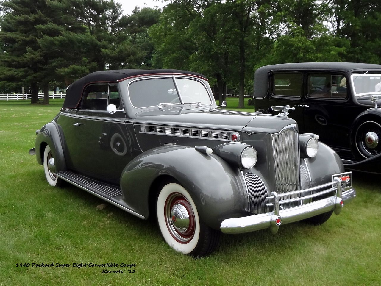 1940 Packard Super Eight Convertible Coupe | Special Cars ...