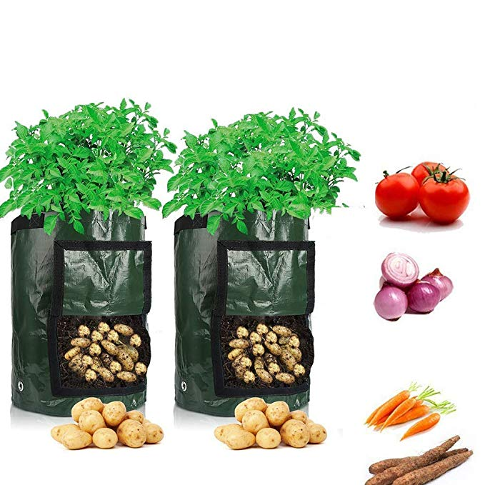 f8ad6efae32d408ee68e61888256dd9d - Fiskars 30 Gallon Kangaroo Gardening Bag
