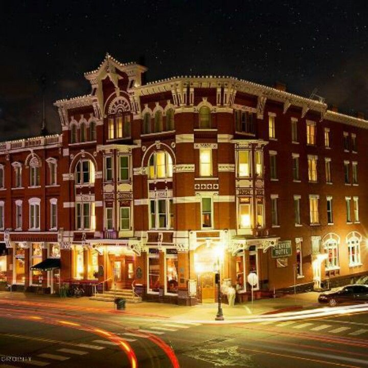 The Strater Hotel Durango Co